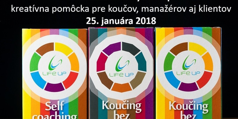 WORKSHOP - KOUČOVACIE KARTY LIFE UP